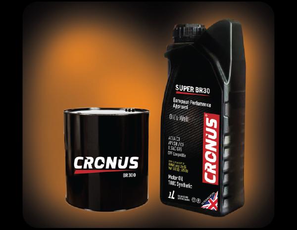 "CRONUS ""BRAKE OIL"""
