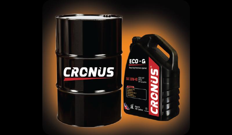 "CRONUS ""ECO G"""